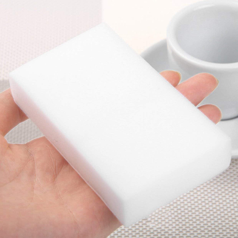 10 spugne magiche per pulire i piatti della cucina YUIO bianco parete auto strumento di pulizia dello sporco per ufficio