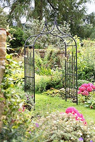 Tom Chambers Medieval Garden Arch GA02 GreatGardensOnline TOMGA02