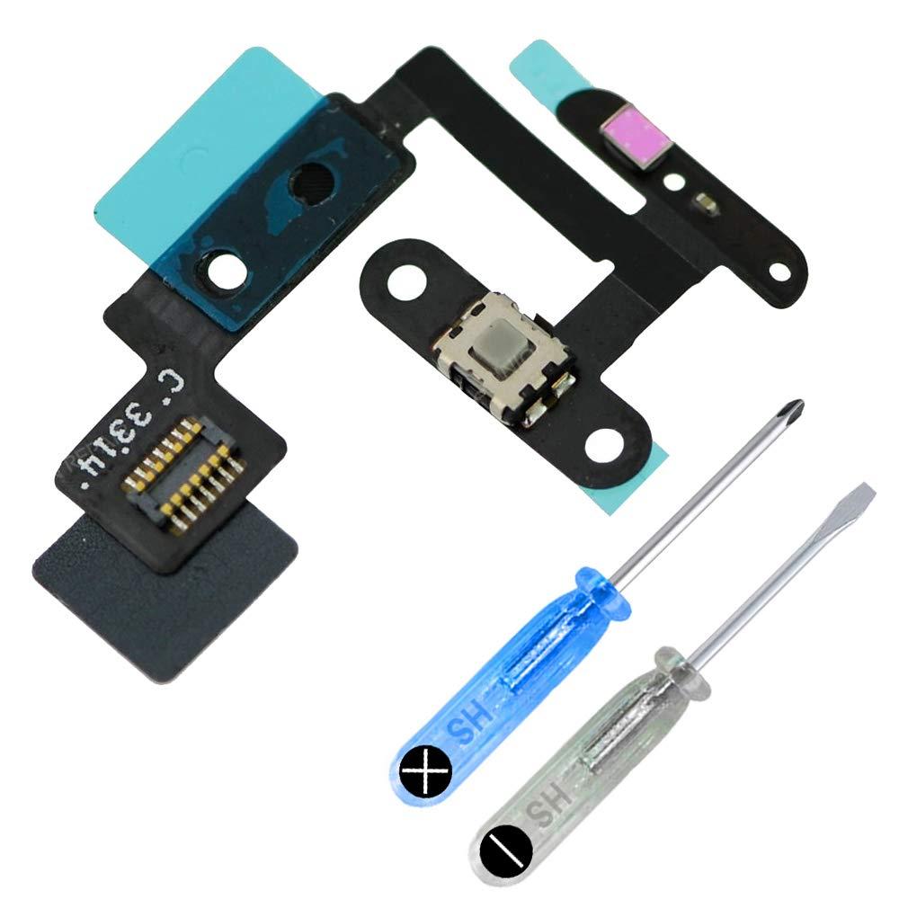Cable Flex Boton de encendido para IPad Air 2 9.7Inch Incl S