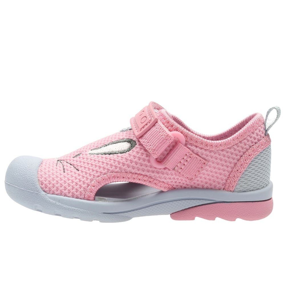 6906c5774640c Clarks Beach Molly Girls First Pink Summer Shoes 7.5 F Baby Pink Patent:  Amazon.co.uk: Shoes & Bags