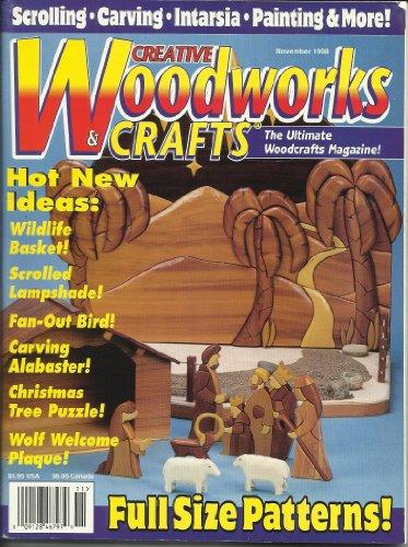 Creative Bird Carving (Creative Woodworks & Crafts November 1998)