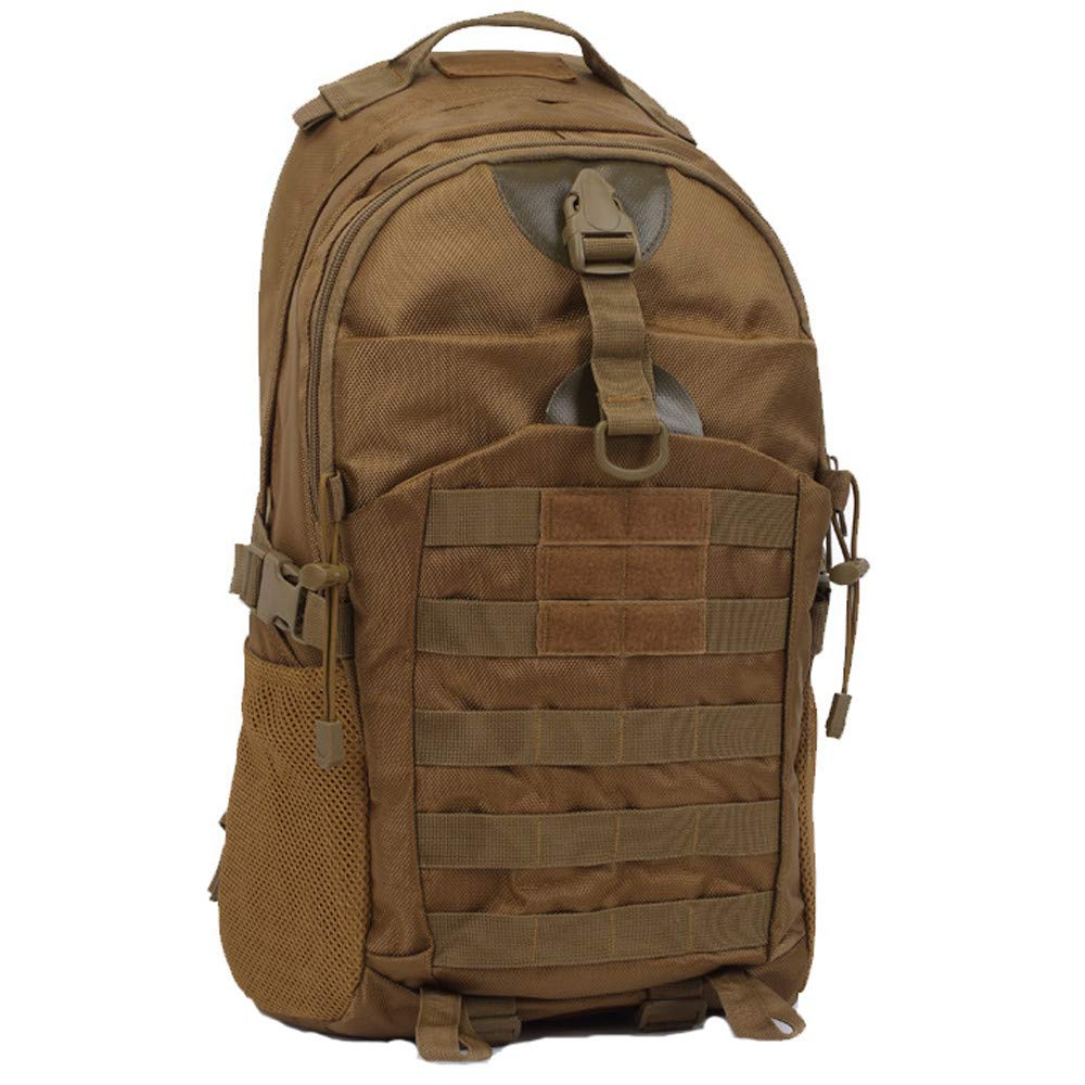 XGao Travel Hiking Bags 55L Outdoor Camping Tactical Backpack Large Size Waterproof (G) by XGao