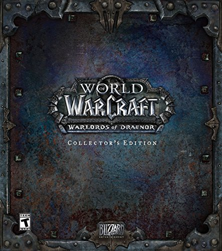 World of Warcraft: Warlords of Draenor Collector's Edition – PC/Mac