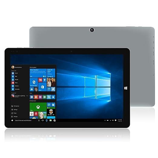 "6 opinioni per CHUWI HiBook Pro- 10.1"" Tablet PC Windows 10 + Android 5.1 Quad Core 4GB + 64GB"