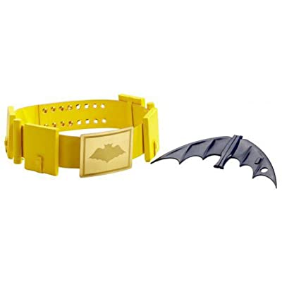 1966 TV Series Batman Utility Belt Prop Replica: Toys & Games