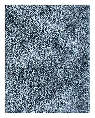 - Mohawk Home Cut To Fit Royale Velvet Plush Bath Carpet, Cloud Blue, 6 by 10 Feet