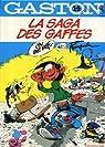 La Saga des gaffes par Franquin