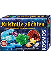 643522 Kristalle züchten – lass faszinierende Kristalle wachsen, KOSMOS Experimentierkasten