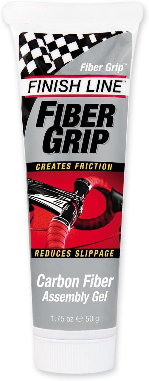 Finish Line Fiber Grip Carbon Fiber Bicycle Assembly Gel
