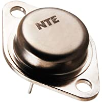 NTE Electronics NTE104 PNP Germanium Transistor for Audio Frequency Power Amplifier, to-3 Case, 10A Collector Current, 50V Collector-Base Voltage