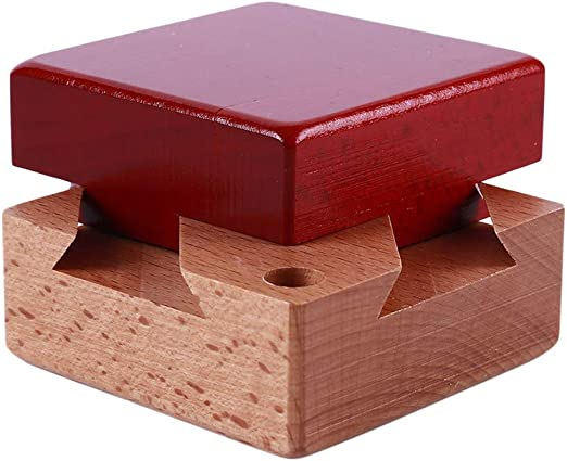 Ellepigy - Caja Secreta de Madera para Regalo Creativo de Juguetes, Compartimentos Secos: Amazon.es: Hogar