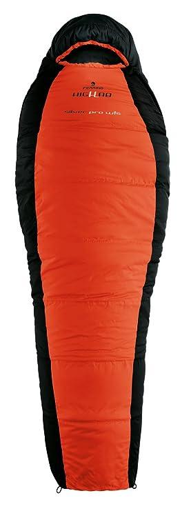 Ferrino SLEEPINGBAG HL Silver Pro Saco de Dormir Tiempo Libre y Senderismo Unisex Adulto, Naranja (Orange), Talla Única: Amazon.es: Deportes y aire libre