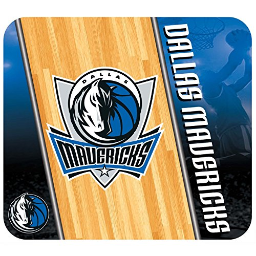 NBA Dallas Mavericks Team Logo Neoprene Mousepad by Hunter Manufacturers