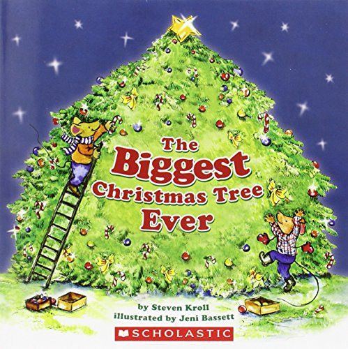 The Biggest Christmas Tree Ever (Best Christmas Story Ever)