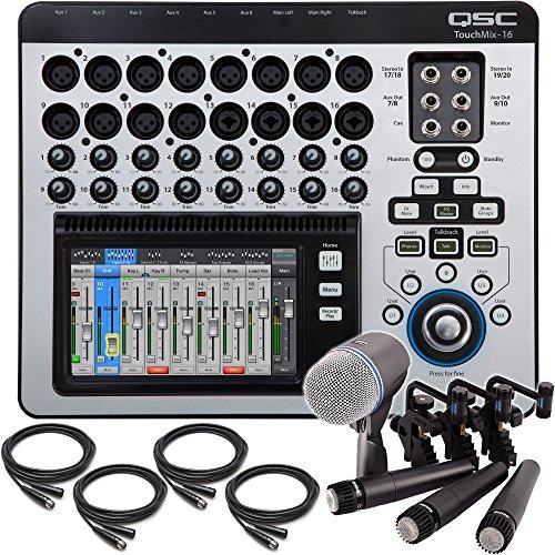 52 Drum Mic Kit - 6