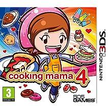 Digital bros - Cooking Mama 4 - Jeu Nintendo 3DS