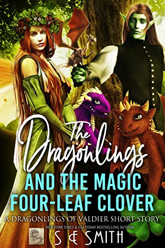 The Dragonlings and the Magic Four-Leaf Clover: A Dragonlings of Valdier Short cover