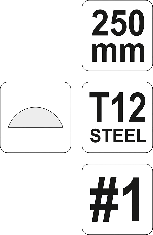 1 Form Round Cut Yato Professional 6226/Lima Steel