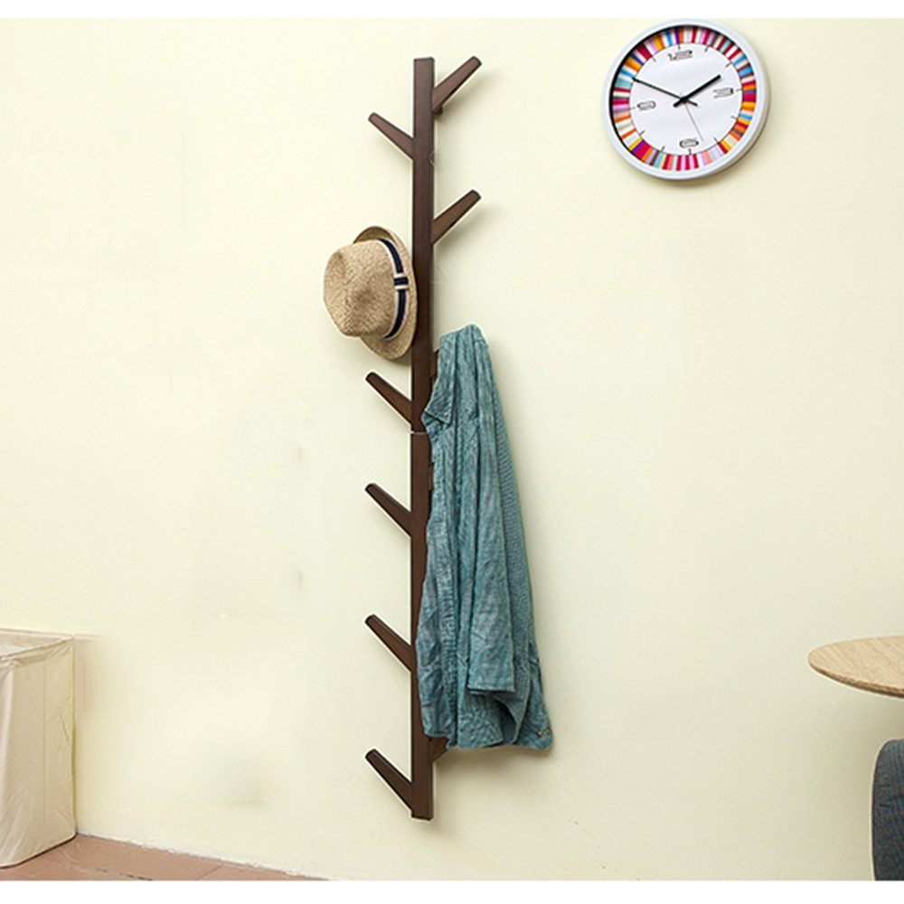 Amazon.com: COAT RACK ZHIRONG Solid Wood Tree Branches Wall ...