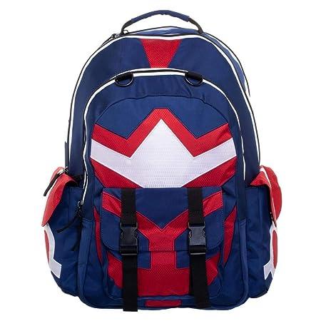 Bioworld - My Hero Academia Backpack Inspired By Toshinori