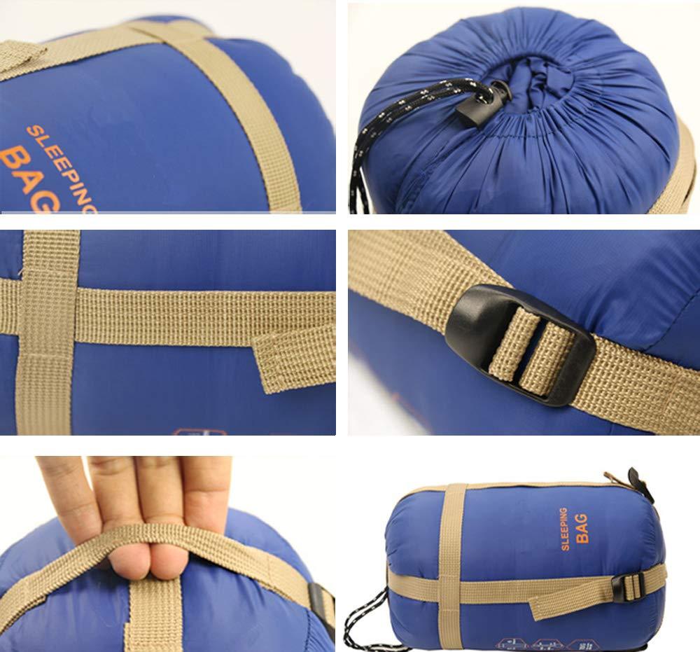 SLEEPINGKU Hammock Underquilt Lightweight Sleeping Bag Quilt for Camping Backyard Packable Full Length Under Blanket add Hollow Cotton Backpacking
