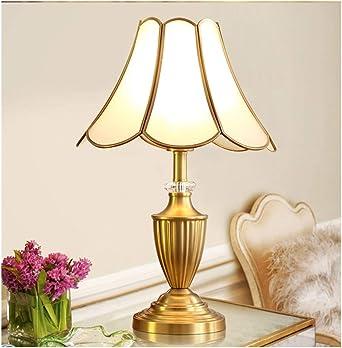 1. Lámpara de mesa estilo europeo simple IKEA crystal wedding ...
