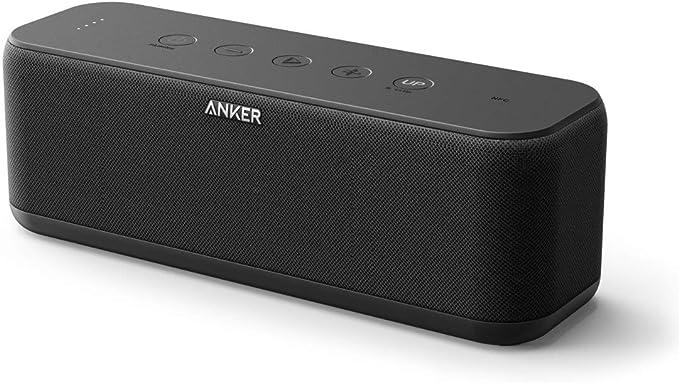 Anker SoundCore Boost 20W bluetooth speaker with BassUp: Amazon.de: Elektronik