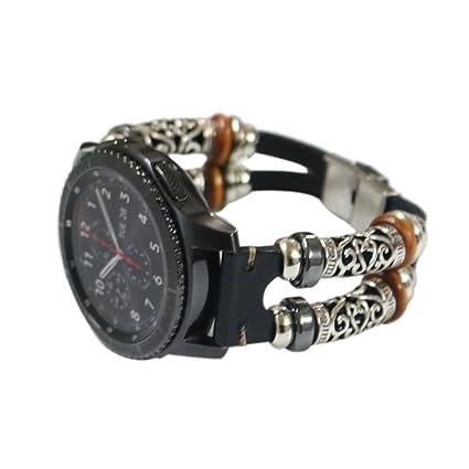 Band Gear Samsung Bandes Homme22 Femme Pour S3 Mm De Remplacement 5jcAq34RLS