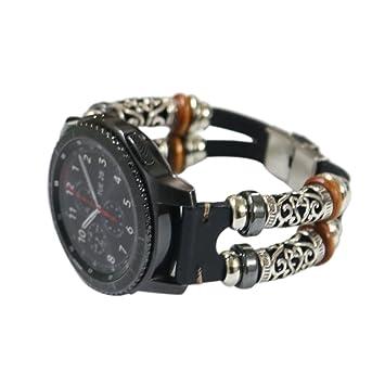 Amazon.com: Hengkang - Correa de repuesto para reloj Samsung ...