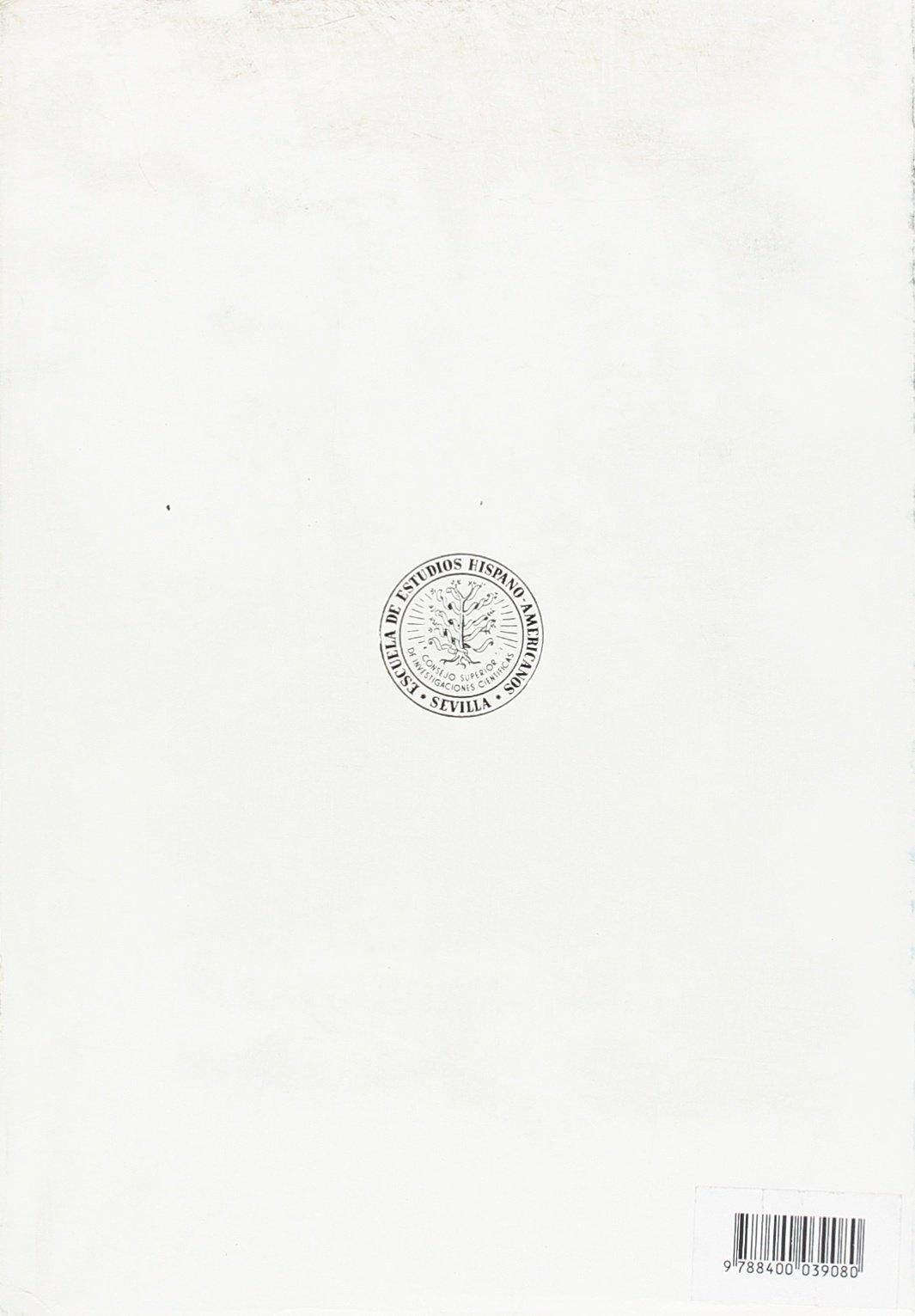 Historia social de Paraguay 1600-1650 Publicaciones de la Escuela de Estudios Hispanoamericanos: Amazon.es: José Luis Mora Mérida: Libros