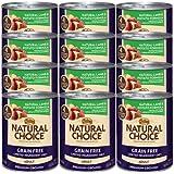 Natural Choice Grain Free Adult Natural Lamb and Potato Formula Cans, 12.5-Ounce