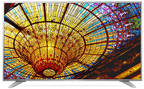 LG Electronics 55UH6550 55-Inch 4K Ultra HD Smart LED TV (2016 Model)