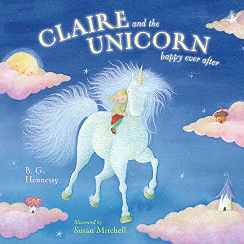 Claire Unicorn Happy Ever After ebook product image