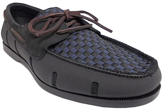 7ea0c6f06 Image Unavailable. Image not available for. Color  SWIMS Mens Boat Loafer  ...
