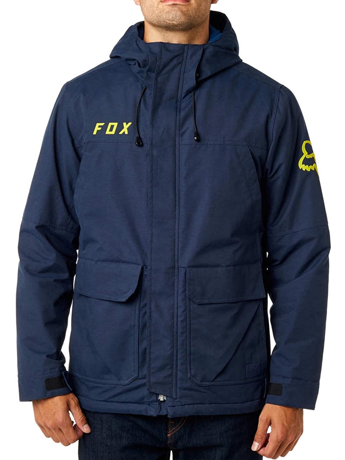 Fox OUTERWEAR メンズ B0727R6Q7W  ミッドナイト(Midnight) Large