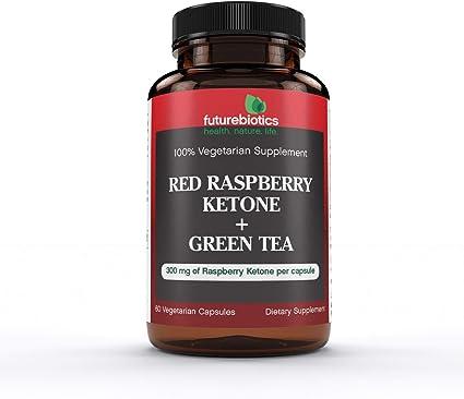 Amazon Com Futurebiotics Vegetarian Capsules Red Raspberry
