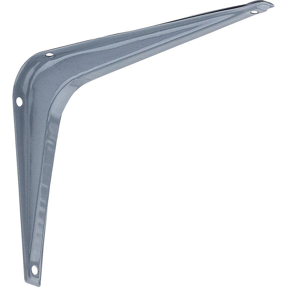 "National Hardware N171-060 211bc Shelf Bracket, Grey, 5"" X 6"" (Pack Of 20)"