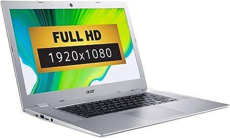 Acer Chromebook 315 Cb315 2h Amd A4 9120c 4gb Ram 64gb Emmc 15 6 Inch Full Hd Display Google Chrome Silver Amazon Co Uk Computers Accessories