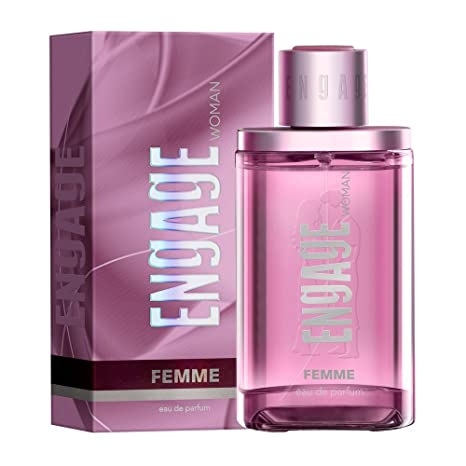 Buy Engage Femme Eau De Parfum For Women 90ml Online At Low Prices