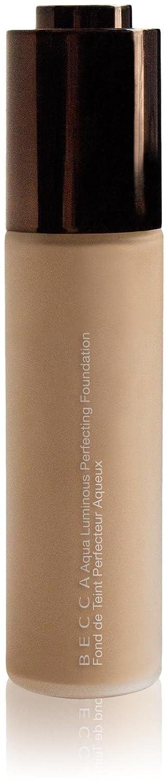 BECCA Aqua Luminous Perfecting Foundation- Medium, 1 Ounce
