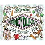 Honeydukes: Un livre à gratter et à sentir