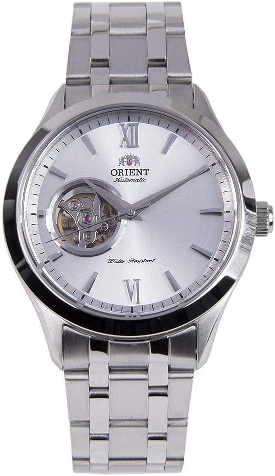 [オリエント]ORIENT 腕時計 OPEN HEART AUTOMATIC オープンハート オートマチック FAG03001W0 メンズ [並行輸入品]
