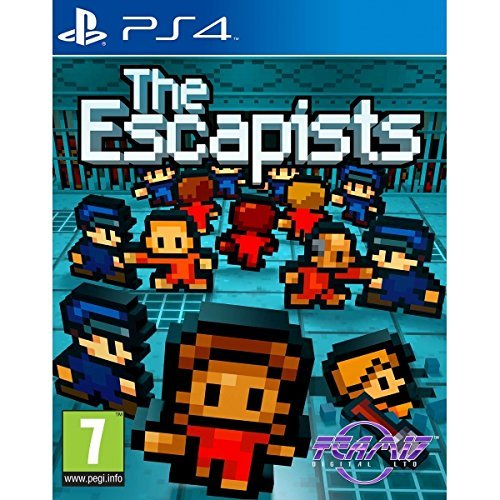 The Escapists [PlayStation 4, PS4] (The Escapists Video Game 360)