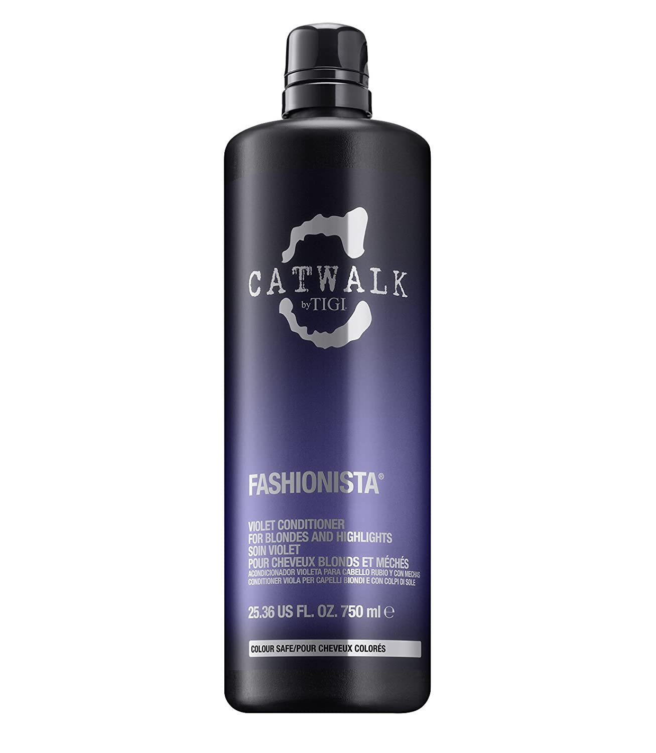 CATWALK by TIGI Fashionista Violet Conditioner TIGI Linea 330376 53505_-750ml