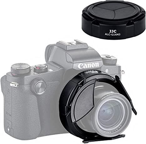 JJC - Protector de lente para Canon PowerShot G1X Mark III/G1X M3 ...