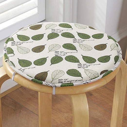 cuiruii Cuscino per Sedia da 50 cm Aula per Ufficio