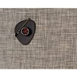 """Chilewich Baskeweave Placemat, Bark 14"""" X 19"""""""