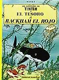 El Tesoro de Rackham El Rojo (Tintin) (Spanish Edition)