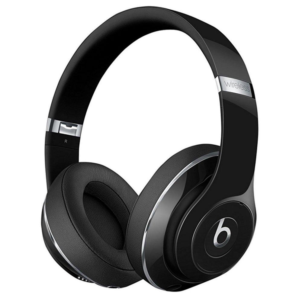 Beats Studio Wireless Over-Ear Headphone - Gloss Black by Beats Solo3