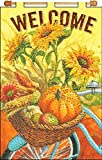 "Jeweled Beads Kit 16"" x 24"" Banner ~ HARVEST WELCOME"